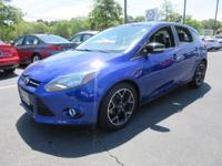 Designed with a spacious interior this 2013 Ford Focus