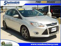 Options:  2013 Ford Focus Se|Se 4Dr Hatchback|***Great