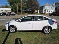 Look at this 2013 Ford Focus! New arrival! Clean car