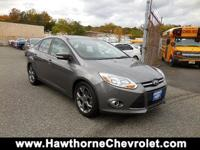 2013 Ford Focus SE Sedan presented in Sterling Grey