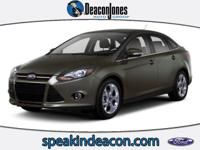 AND MORE!======THIS FORD FOCUS IS COMPLETELY EQUIPPED:
