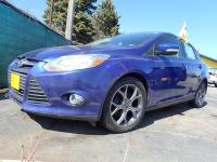 Options:  2013 Ford Focus Se 4Dr Sedan|Blue|None|75|810