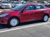 Options:  2013 Ford Focus Se Se Sedan At|53|691