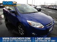 Come see this 2013 Ford Focus SE. Its transmission and