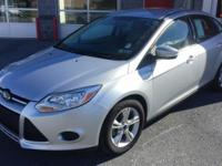 Carfax ONE OWNER! Economically priced 2013 Ford Focus