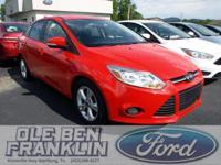 Options:  2013 Ford Focus Se|Red/|V4 2.0L |17266