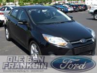 Options:  2013 Ford Focus Se|Black/|V4 2.0L