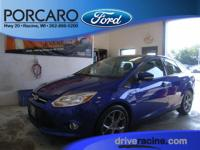 Options:  2013 Ford Focus Se|Performance Blue