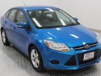Options:  2013 Ford Focus Se|Blue Candy Metallic|Medium
