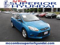 Safe and reliable, this Used 2013 Ford Focus SE packs