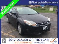 2013 Ford Focus SE  Odometer is 6886 miles below market