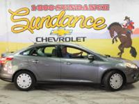 Sterling Gray Metallic 2013 Ford Focus SE FWD 6-Speed