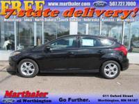 Exterior Color: black, Body: Hatchback, Engine: 2.0L I4