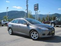 This 2013 Ford Focus comes with the SE Package and only