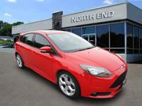 Exterior Color: race red, Body: Hatchback, Engine: I4