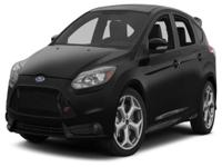 Options:  2013 Ford Focus St Base|Miles: 60896Color: