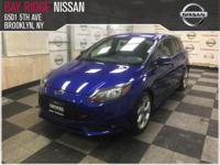 This outstanding example of a 2013 Ford Focus ST is
