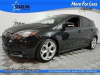 Focus ST, 4D Hatchback, EcoBoost 2.0L I4 GTDi DOHC