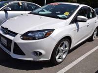 2013 Ford Focus Titanium For Sale.Features:10