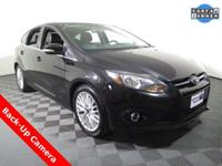 2013 Ford Focus Hatchback Titanium with a 2.0L 4