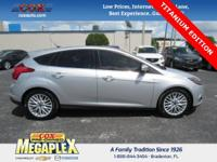 New Price! This 2013 Ford Focus Titanium in Silver is