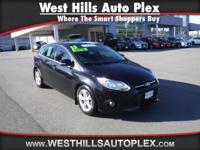 This 2013 Ford Focus Titanium will sell fast -Backup