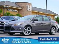 2013 Ford Focus in Ingot Silver Metallic. As solid as