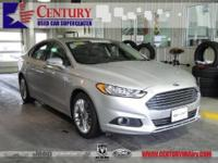 FORD CERTIFIED, CLEAN VEHICLE HISTORY...NO ACCIDENTS!,