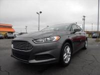 2013 FUSION SE... FORD FACTORY WARRANTY ... 24 HOUR