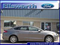 Sporty and very stylish this Ford Fusion is built for