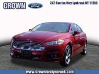 2.0L ECOBOOST ENGINE... MY FORD TOUCH PACKAGE w/