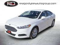 Our 2013 Fusion SE has been frequently described as