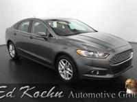 Come see this 2013 Ford Fusion SE. It has an automatic