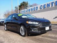 1.9% APR FINANCING AVAILABLE ON THIS LOADED 2013 FORD