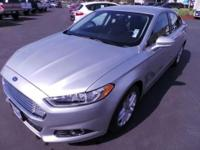 2013 Ford Fusion SE with Luxury Package and 1.6L