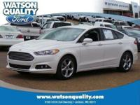 One look at our 1-Owner 2013 Ford Fusion SE and you