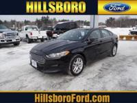 This 2013 Ford Fusion 4dr 4dr Sedan SE FWD Sedan