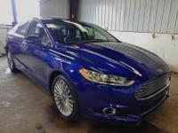 Feast your eyes on the newly redesigned Ford Fusion in