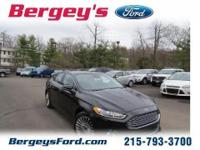 2013 Ford Fusion Titanium Sedan 4DExt. Color: TUXEDO