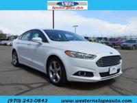 Win a bargain on this 2013 Ford Fusion SE before