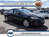 Clean Carfax, Ford Factory CERTIFIED, SYNC by