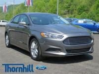 Safe and reliable, this pre-owned 2013 Ford Fusion SE