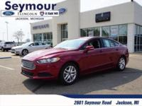 Another NICE FUSION from Seymour Ford Lincoln, NEW