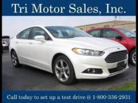Sporty looking Fusion, locally owned. Call or text Bob