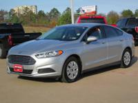 2013 Ford Fusion 4dr Car S Our Location is: Allen