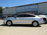 2013 FORD FUSION 4dr Car S Our Location is: Dave Moore