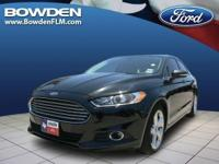 2013 FORD FUSION 4dr Car SE. Our Location is: Bowden