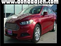 You'll be hard pressed to find a nicer 2013 Ford Fusion