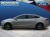 2013 Ford Fusion 4dr Car SEL W/EcoBoost Eng Our