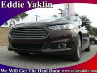 2013 Ford Fusion 4dr Car Titanium Our Location is: